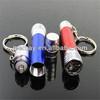 custom promotion metal keychain led light key chain with custom logo
