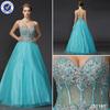 beautiful aque sleeveless sequin beaded sweat heart rhinestone prom dresses 2014