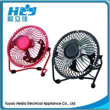 High quality 6 inch usb fan for car