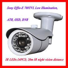 Sony CCD 700TVL Ir Effio-E Cctv Camera Outdoor Security Camera