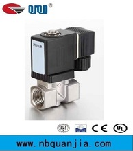 Stainless steel solenoid valve normally open water solenoid valve 220V AC