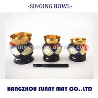 suzu gongs,bell set, singing bowls ,