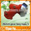 grass machine brush cutter gear head
