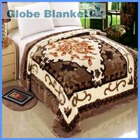 Air condition blanket with polar fleece