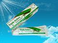 As-a09 airsun verde gel de aloe vera de triple acción pasta de dientes