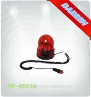 dc 12v 24v mini Emergency Strobe Beacon Warning Yellow Light for Car