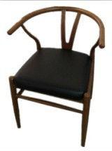 fashion design wood barcelona chair / Tea chair/restaurant chair 275W