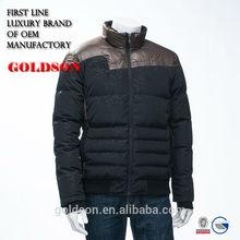 2014 men's 100% nylon winter varsity jacket