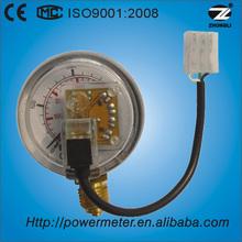 (Y-50) 50mm bar high pressure bottom G thread electrical micro gauge