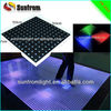 High Definition Slim Waterproof Interactive LED Dance Floor