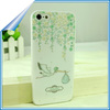 custom printed plastic mobile phone case for iphone 5 cute cartoon cell phone case