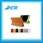 Tri-folded folio Case for iPad mini 2, Premium PU leather case for iPad Mini 2, Factory low price