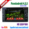 2 years warranty Android WIFI BT GPS Radio for kia sorento car dvd player 2009 2008 2007 2006 2005 2004 2003 2002
