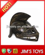 plastic medieval leather armor roman helmet