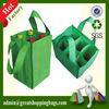 eco-friendy non woven drinks bag