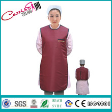 no sleeve 0.35mmpb Medical X Ray lead rubber Protective Clothes