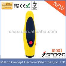 6V sport plastic whistle