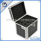 MLDGJ613 New Quality Portable Black Aluminium Grooming KTV Microphone Storage Box