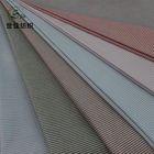 fancy yarn dyed t/c oxford stripe fabric for shirts