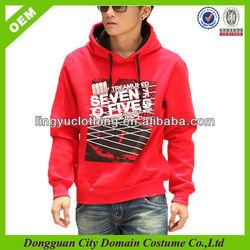 Latest dress pullover fleece hoodies, custom fleece hoodie for man, cotton fleece hoodies China manufacturer (lvh040009)