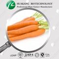 El jugo de zanahoria extracto( ting)