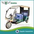 Approvisionnement d'usine nouveauté modèle ECO friendly super puissance élégante six assis électrique véhicules de tourisme