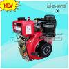 4HP changzhou motor vertical shaft boat diesel engine