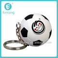 de recuerdos baratos del oem de la espuma de la pu suave jugar las bolas de fútbol único bola