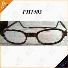 Plastic Magnetic reading glasses