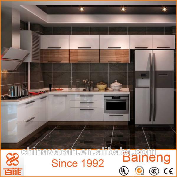 Kitchen cabinet gt modular kitchen cabinet high gloss lacquer finish