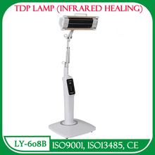 Clinic use far infrared healing TDP lamp for sub health body skin disease healing machine made in China