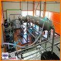 Nova tecnologia de purificação de óleos usados preto! Zsa china reciclagem de óleo lubrificante