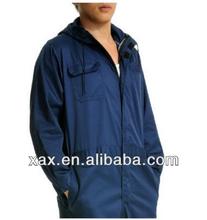 Melhor qualidade azul macacões de trabalho
