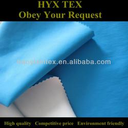 polyester/spandex four ways stretch pongee fabric
