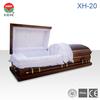 Wholesale American Style Wooden Casket Beds XH-20