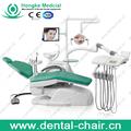 Económico cadeira odontológica unidade/barato poliéster dental cadeira trecho cobrir