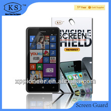 Black Privacy/Anti-Glare Screen Protection for Nokia Lumia 625
