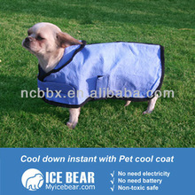 Blue Dog cooler coat