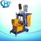 Multifunctional cleaning trolley hotel housekeeping equipment
