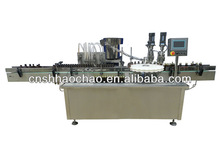 30-150ml Oral liquid filling and capping sealing machine, syrup filling and screw capping machine