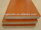 Particle board used for floor