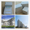 Prefab building systems cost of construction materials exterior wall cladding ideas
