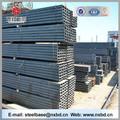 leve laminado en caliente de carbono de china venta caliente estructural ms u canal de acero