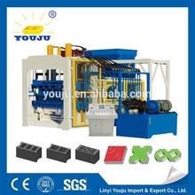 machine for concrete block QT12-15 paver block making machine/concrete block making machine price