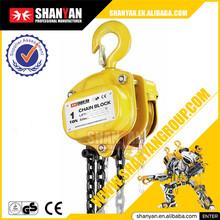 Professional Manufacturer Chain hoist