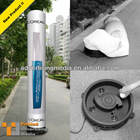 Outdoor banner LED light inflatable column