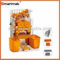 de acero inoxidable exprimidor de naranjas automático de la máquina industrial extractor jugo de naranja