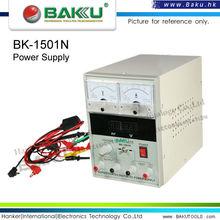 Hot sale BAKU digital DC switching power supply (BK 1501N baku new products)