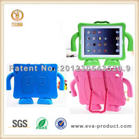 for ipad 4/3/2 case EVA drop proof case cover for home kids children