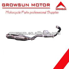 Bajaj Discover Motorcycle Parts of Exhaust Muffler